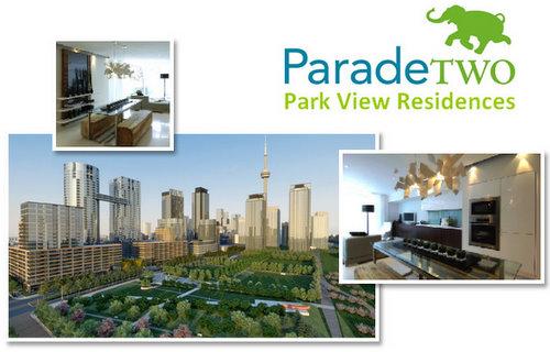 Parade 2 Park View Residences