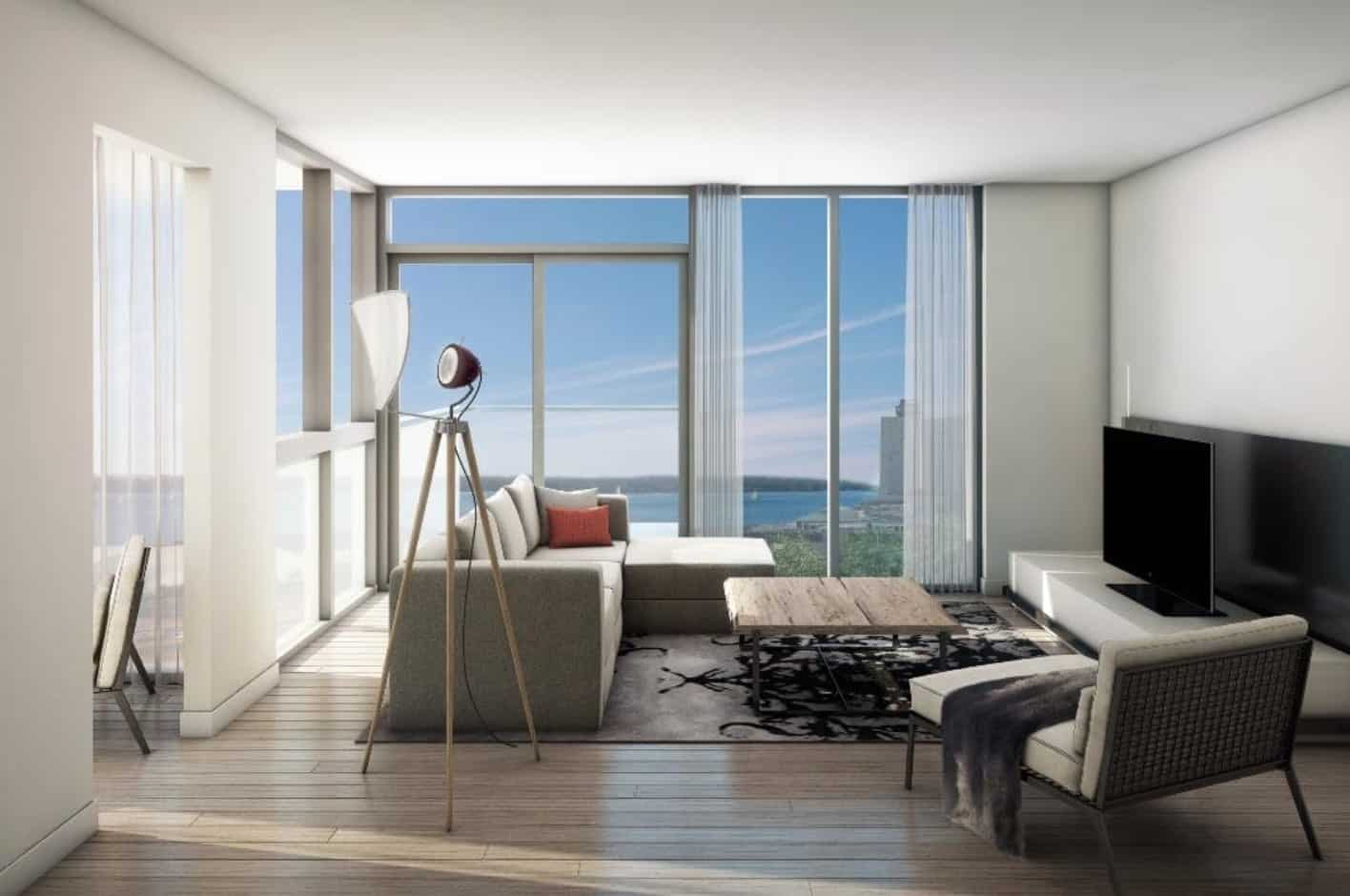 Monde Condos Interior Suite Rendering True Condos