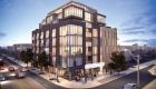 IT Lofts Exterior Full Building Rendering Toronto True Condos