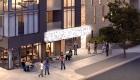IT Lofts Entrance Street Level Rendering Toronto True Condos