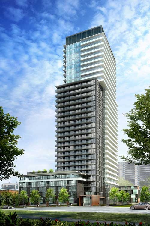 101 Erskine by Tridel: Exterior