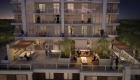 The Mark Outdoor Terrace and TaiChi Studio Rendering True Condos