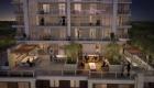 The Mark Outdoor Terrace and TaiChi Studio Rendering True Condos