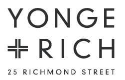 Yonge + Rich Logo True Condos