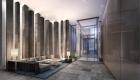 Yonge + Rich Lobby Interior Rendering True Condos