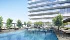 Yonge + Rich Exterior Pool Rendering True Condos
