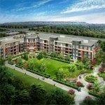 ParkCity Condominiums Exterior Rendering True Condos