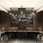 The High Park Condos Dining Room Interior Rendering True Condos