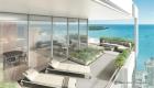 Yonge and Rich Balcony Image Rendering True Condos