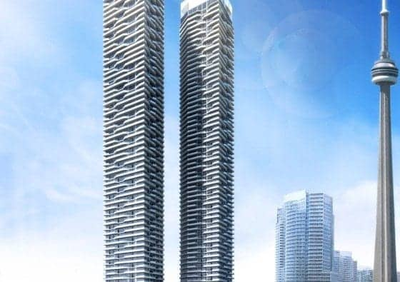 Harbour Plaza Toronto Residences