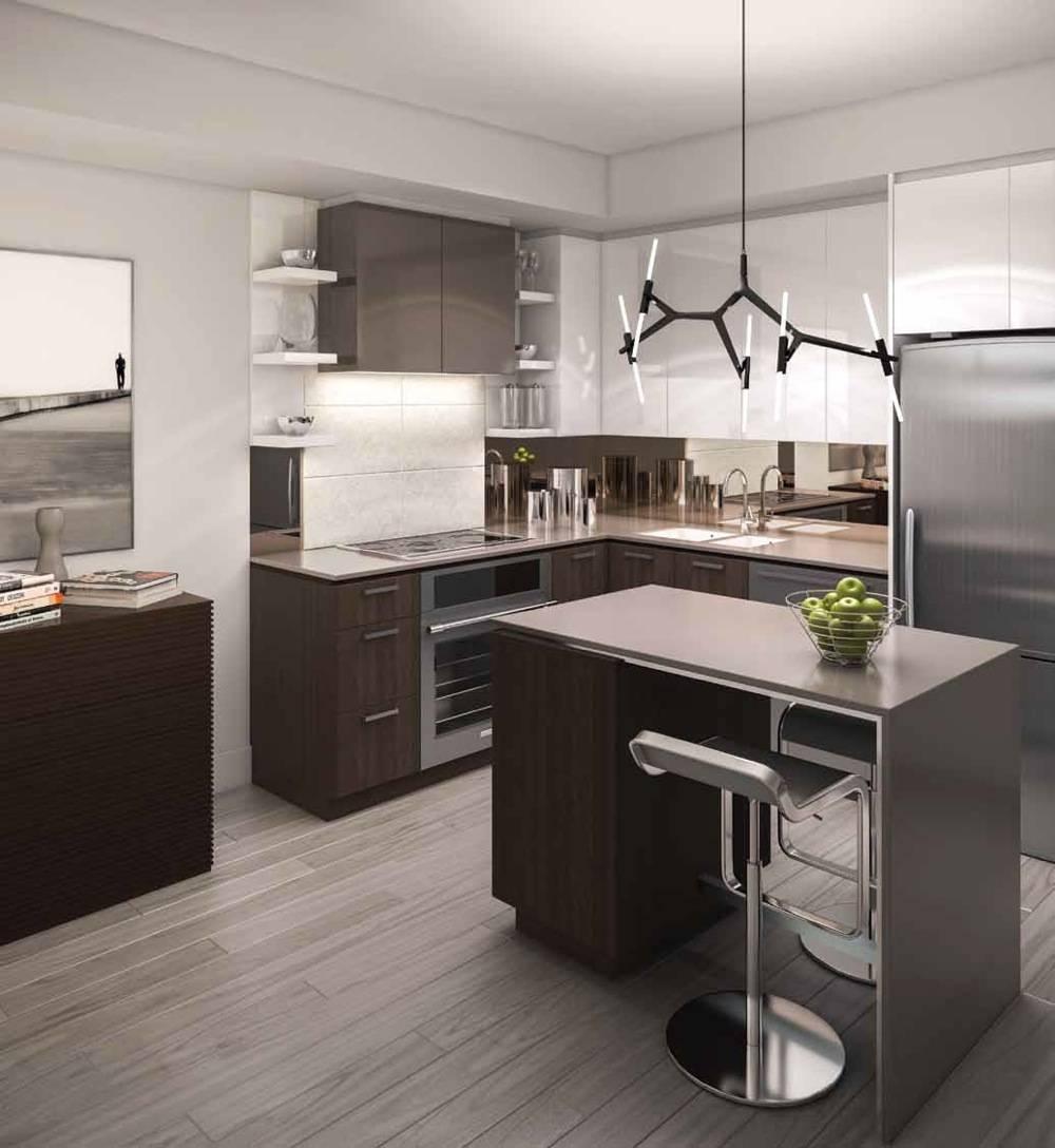 daniels high park kitchen