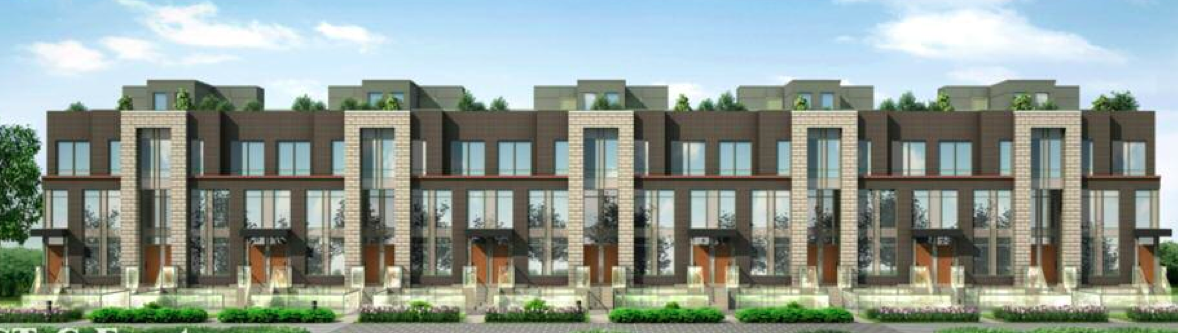 Dwell City Towns Toronto Image Exterior