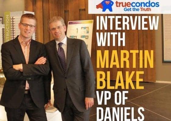 True Condos Interview with Martin Blake (VP of Daniels) Regent Park Revitalization