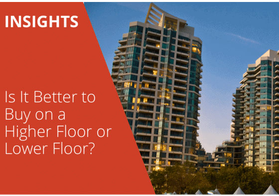 Is It Better to Buy on a Higher Floor or Lower Floor