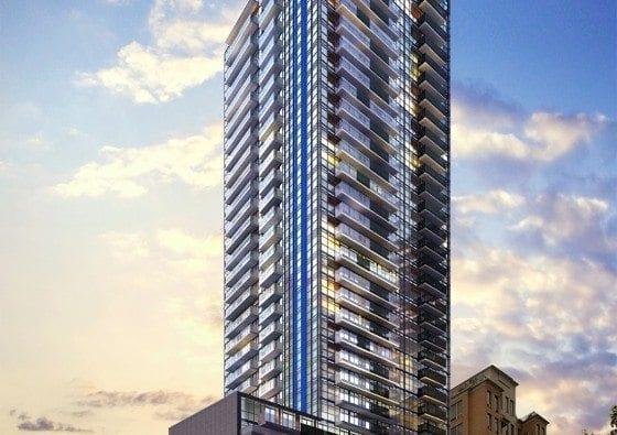 The Eglinton Building Rendering True Condos