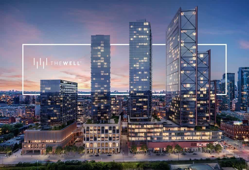 The Well Condos by Tridel Exterior Buildings Renderings True Condos
