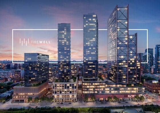 The Well Condos by Tridel Exterior Buildings Renderings True Condos