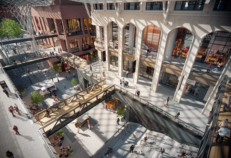 The Well Condos by Tridel Urban Retail True Condos