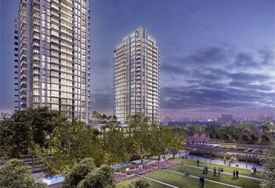 Park Towers Image True Condos