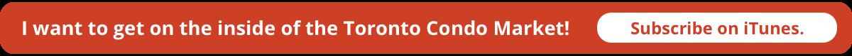 toronto condo market podcast insider