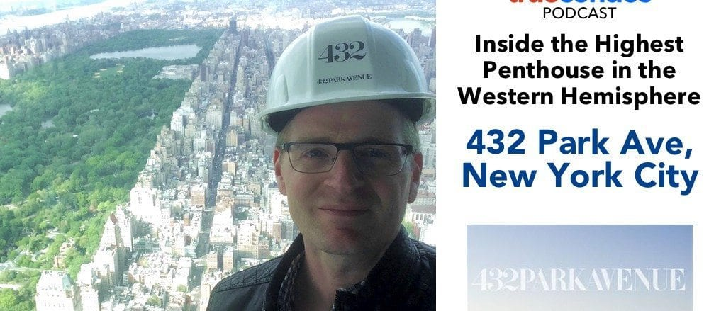 Andrew la Fleur takes a trip to New York City to check out the view from the highest penthouse in the Western hemisphere at 432 Park Avenue, New York City