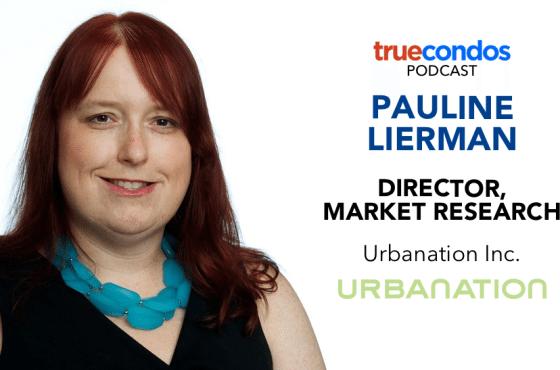 pauline lierman urbanation condo rental market podcast