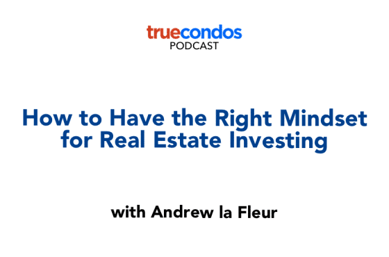 How to Have the Right Mindset for Real Estate Investing podcast