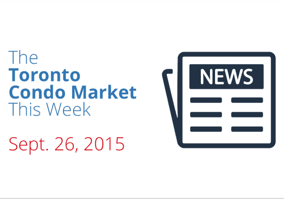 condo market news piece september 26