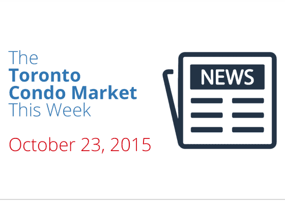 condo market news piece october 23