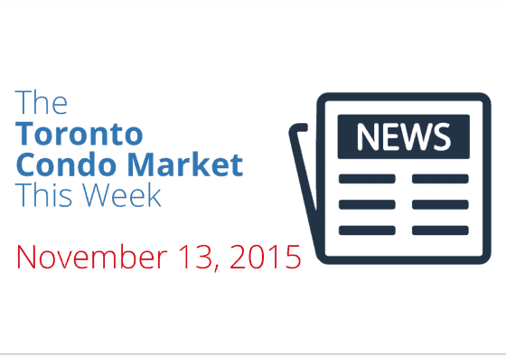 condo market news piece november 13