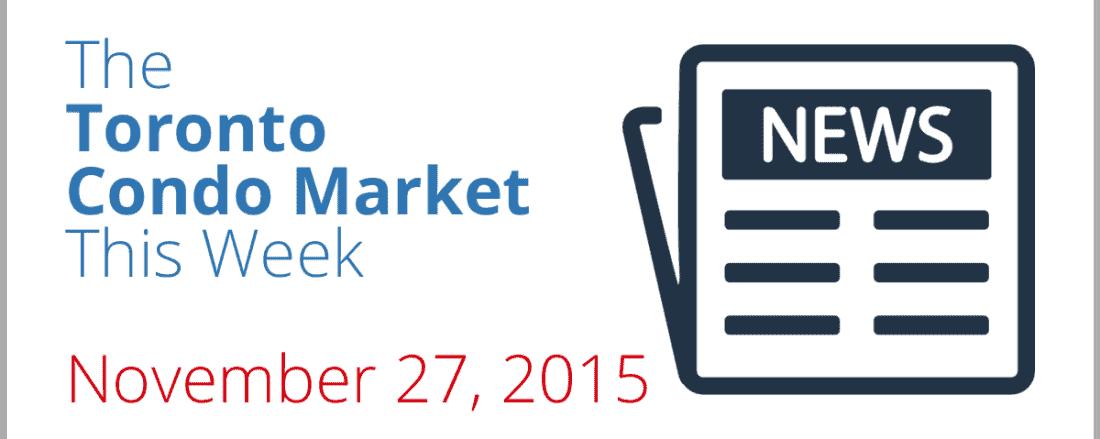condo market news piece november 27