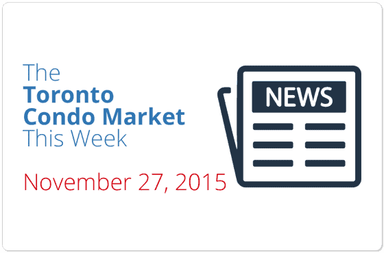 condo market news piece november 27