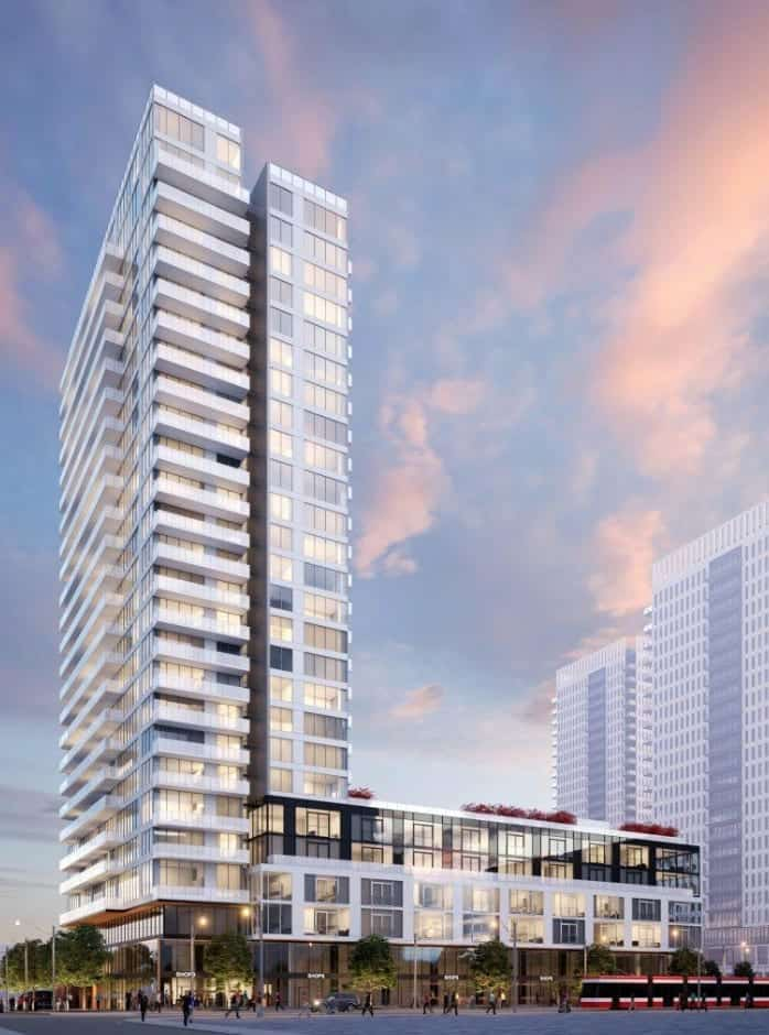 The Wyatt Condos Building Exterior True Condos