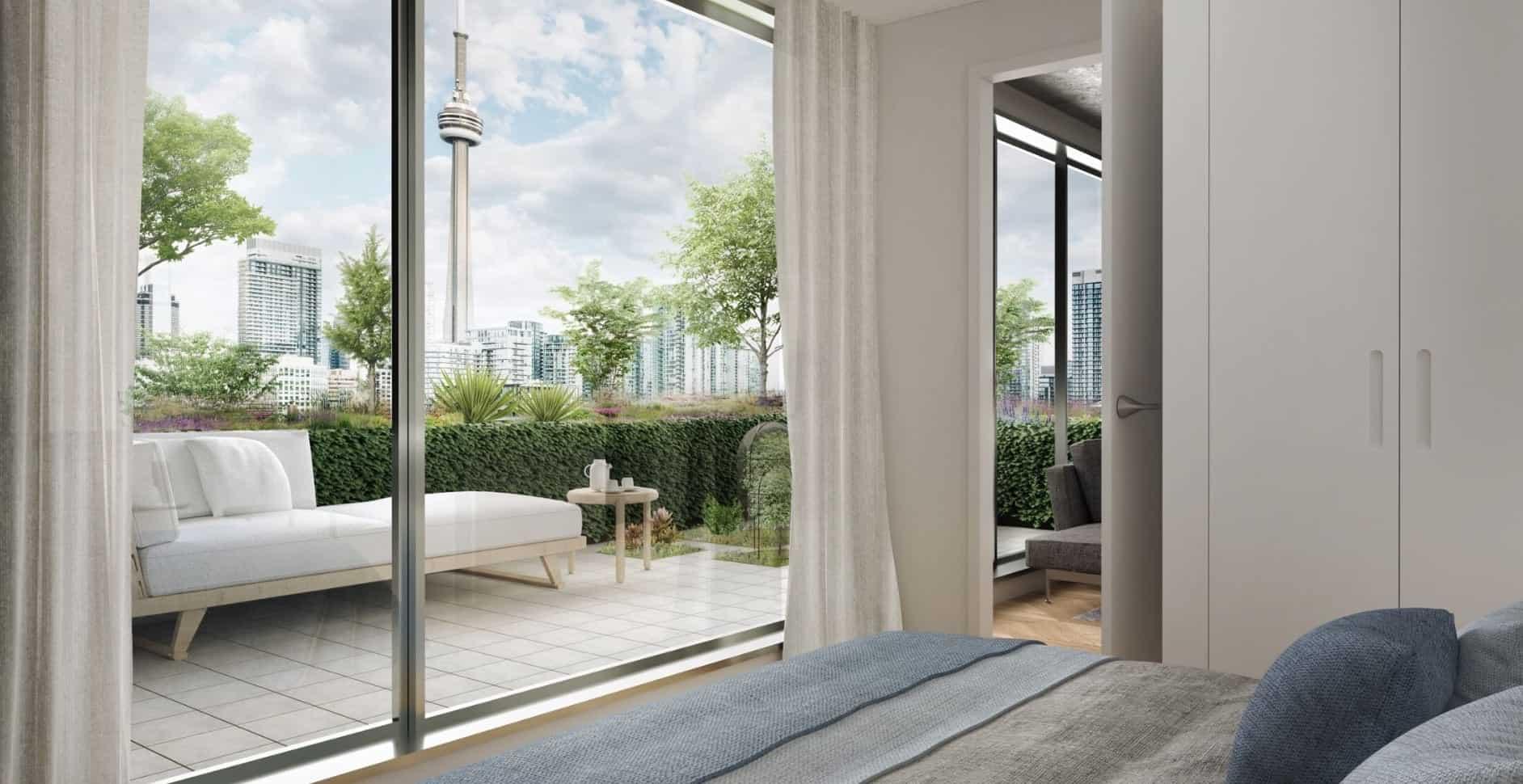 King Toronto Condos Interior Suite View True Condos