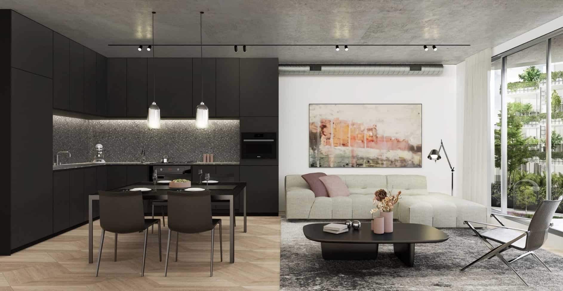 King Toronto Condos Suite Interior True Condos