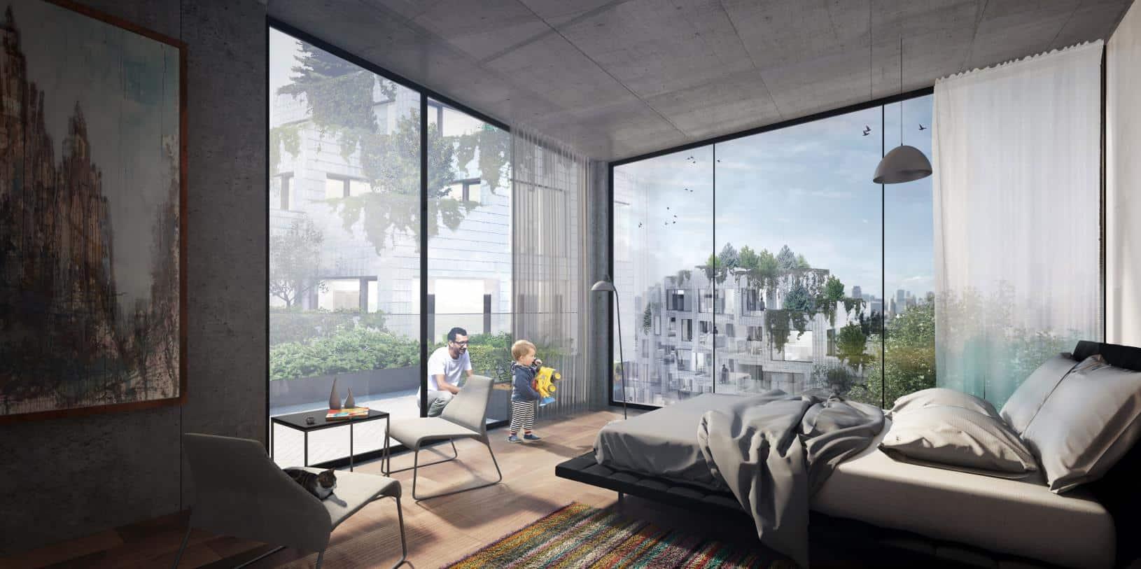 King Toronto Condos Suite View