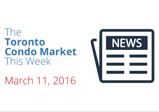 toronto condo market news piece march 11