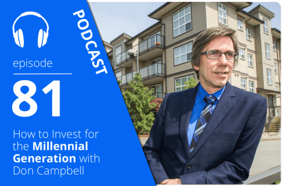 How to Invest for the Millennial Generation with Don Campbell