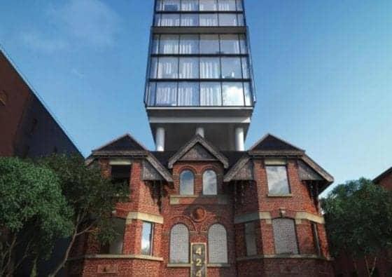 Wellington House Condos Exterior Front Building True Condos