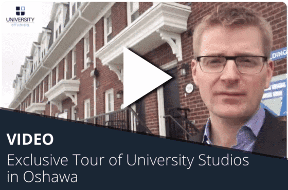 video university studios oshawa