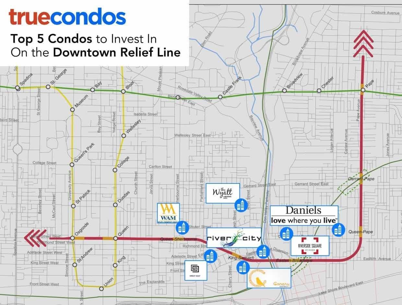 DRL Map True Condos