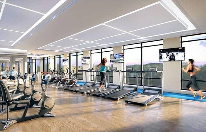 Edge Towers Condos Gym Fitness True Condos