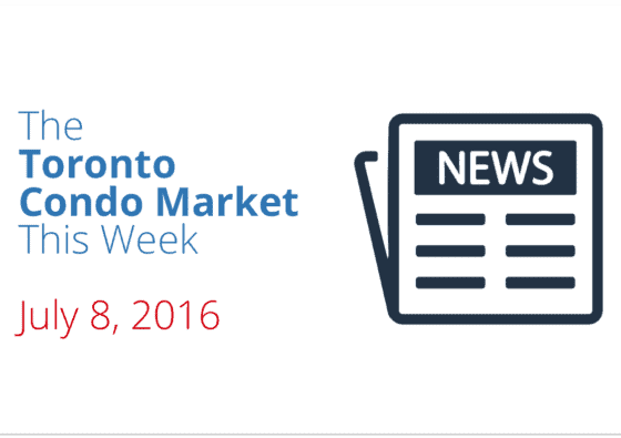 toronto condo market news piece july 8