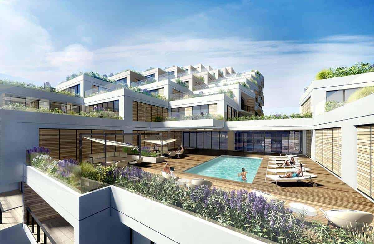 Aquabella Condos Terrace True Condos