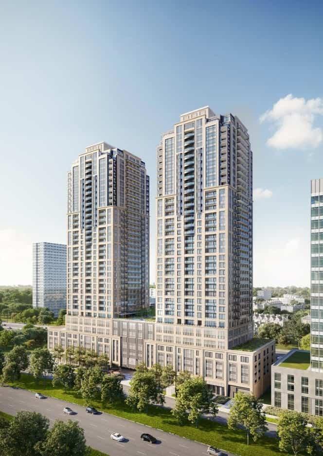 Mirabella Luxury Condos Towers Image True Condos
