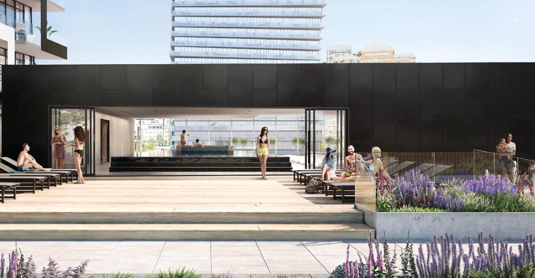M3 M City Condos MIssissauga Rooftop Lounge True Condos