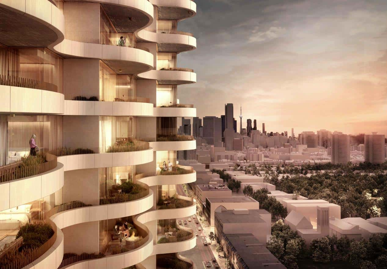 The Clair Residences Rendering