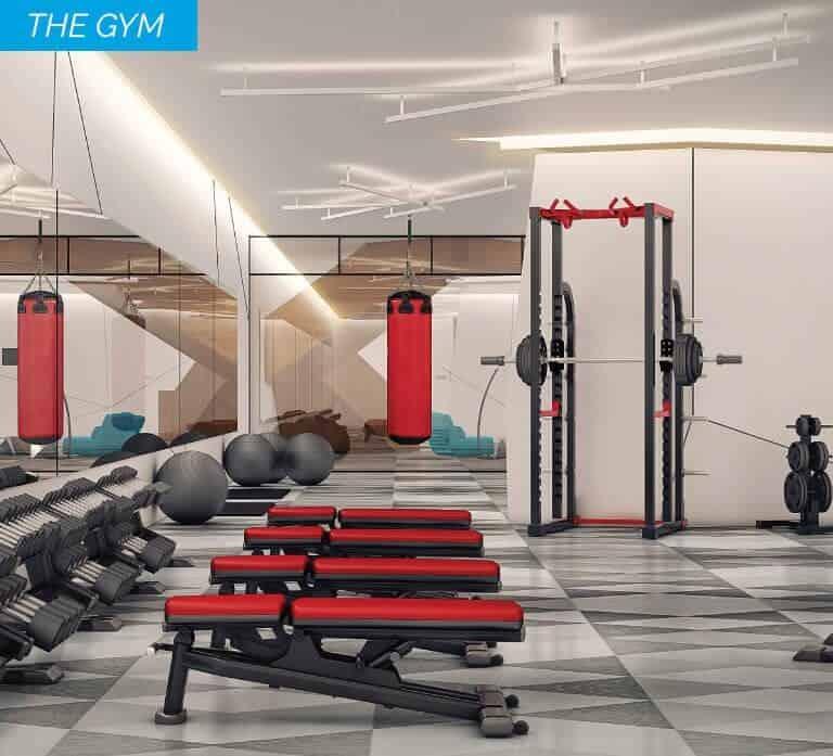 Playground Condos Gym True Condos
