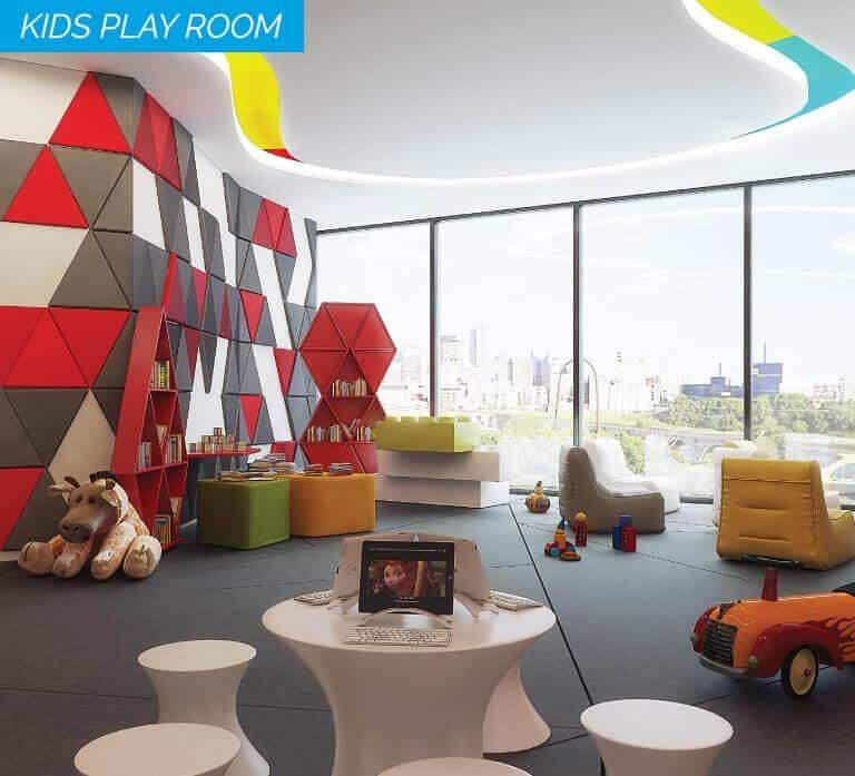 Playground Condos Playroom True Condos