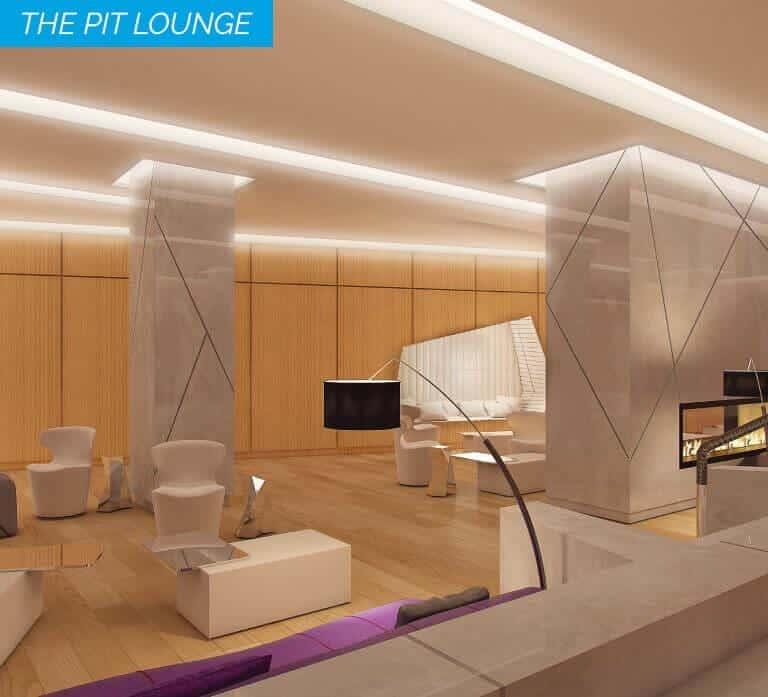 Playground Condos Lounge True Condos